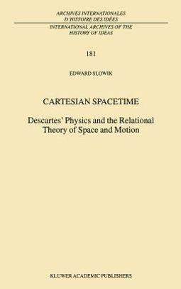 Cartesian Spacetime