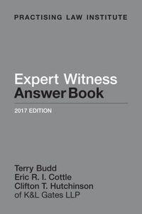 Expert Witness Answer Book