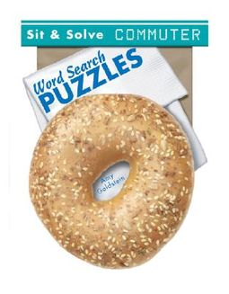 Sit & Solve Commuter Word Search Puzzles