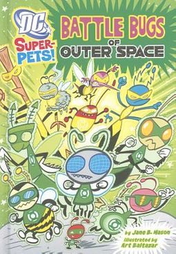 Battle Bugs of Outer Space