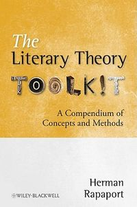 The Literary Theory Toolkit