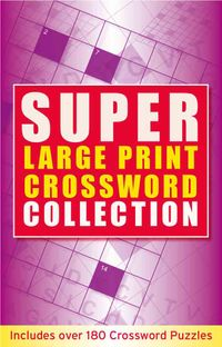 Super Large Print Crossword Collection