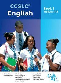 Ccslc English Book 1, Modules 1-3