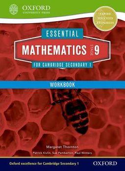 Essential Mathematics for Cambridge Secondary 1 Stage 9
