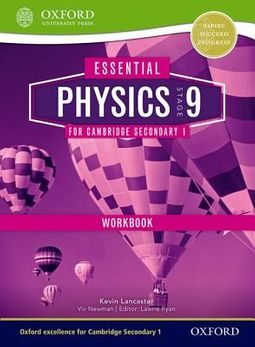 Physics for Cambridge Secondary 1, Stage 9