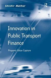 Innovation in Public Transport Finance