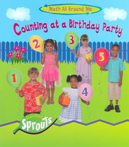 Counting at a Birthday Party