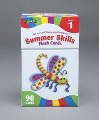 Summer Skills Flash Cards