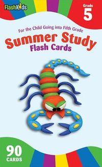 Summer Study Flash Cards Grade 5
