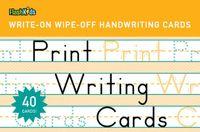 Flashkids Print Writing Cards