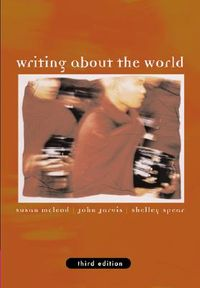 Writing About The World With Infotrac