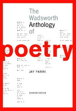 The Wadsworth Anthology Of Poetry