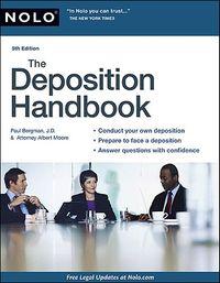 Nolo's Deposition Handbook
