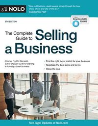 The Complete Guide to Selling a Business