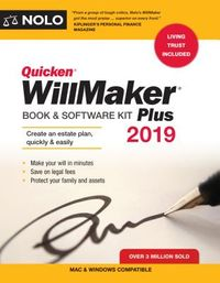 Quicken WillMaker Plus 2019