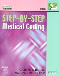 Step-By-Step Medical Coding 2006 Edition