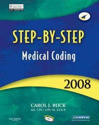 Step-by-Step Medical Coding 2008