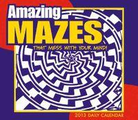 Amazing Mazes Calendar 2013