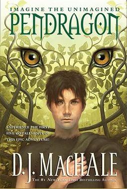 Pendragon Books 1-5