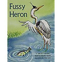 The Fussy Heron