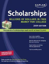 Scholarships 2009