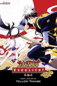 Kekkaishi 1-2-3