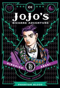 Jojo's Bizarre Adventure Part 1 Phantom Blood 1