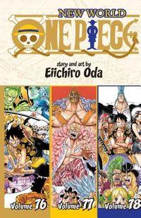 One Piece 76, 77, 78