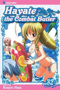 Hayate the Combat Butler 32