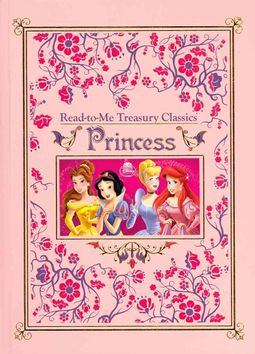 Disney Read-to-Me Treasury Classics Princess