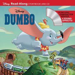 Dumbo Read-Along Storybook