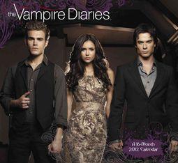 The Vampire Diaries 2012 Calendar