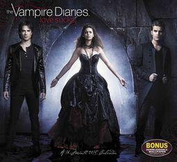The Vampire Diaries Love Sucks 2015 Calendar