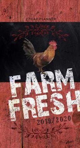Farm Fresh 2019/2020 2-year Planner