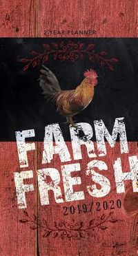 Farm Fresh 2019/2020 2-year Planner