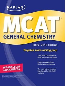 Kaplan MCAT General Chemistry 2009-2010 - Kaplan (EDT