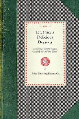 Dr. Price's Delicious Desserts