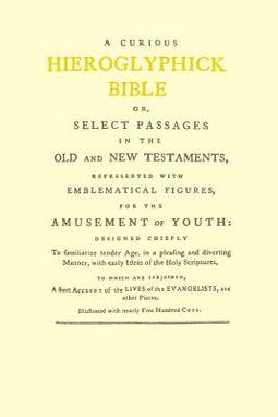 A Curious Hieroglyphick Bible