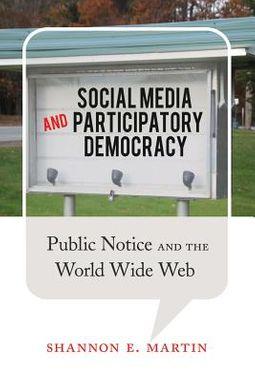 Social Media and Participatory Democracy