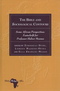 The Bible and Sociological Contours