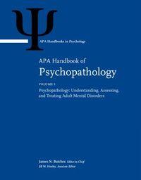 APA Handbook of Psychopathology