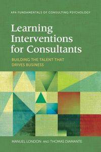 Learning Interventions for Consultants