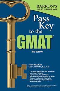 Barron's Pass Key to the GMAT