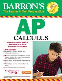 Barron's AP Calculus + Online