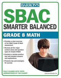 SBAC / Smarter Balanced Math, Grade 8