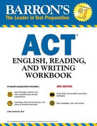 Barron's ACT English, Reading, and Writing Workbook
