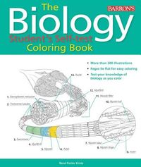 The Biology Student's Self-test Coloring Book