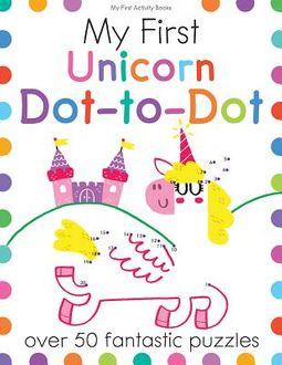 My First Unicorn Dot-to-Dot