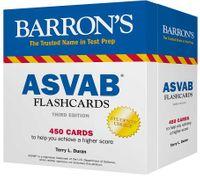 Barron's ASVAB Flashcards