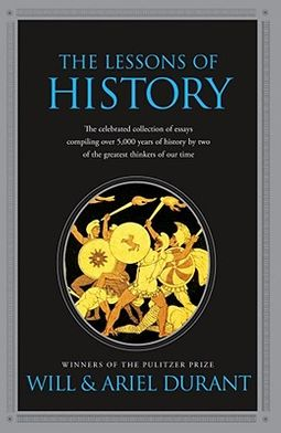The Lessons of History
